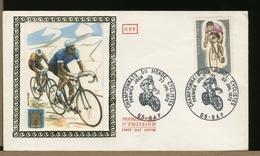 FRANCE - FDC - CAMPIONATI DEL MONDO CICLISMO '72  - GAP - Ciclismo