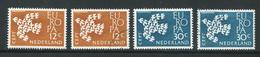 Pays Bas Y&T N°738 Et 739 Neufs Avec Charnière * Et Oblitérés Europa - Ungebraucht