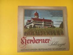 2793 - Suisse Thurgovie Herderner Schlossgut Scherzingen - Autres