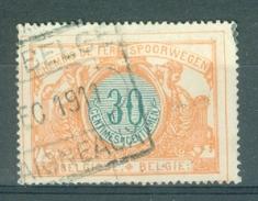 """BELGIE - OBP Nr TR 32 - Cachet """"NORD-BELGE - SCLAIGNEAUX"""" - (ref. AD-8667) - 1895-1913"""