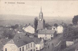 Lierneux - Panorama (animée, Edit. Desaix, 1913, En Latin...) - Lierneux
