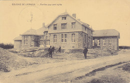 Lierneux - Colonie - Pavillon Pour Semi Agités (animée, Desaix, 1926) - Lierneux