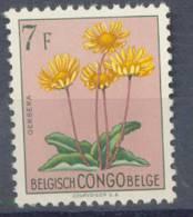 Congo Belge : Ocb Nr:  318  ** MNH  (zie  Scan Als Voorbeeld ) - 1947-60: Mint/hinged