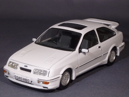 Vanguards 11701, Ford Sierra RS Cosworth, 1986, 1:43 - Voitures, Camions, Bus