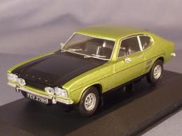 Vanguards 13310, Ford Capri MkI 1600GT XLR, 1970, 1:43 - Autres
