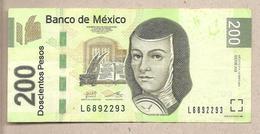 Messico - Banconota Circolata Da 200 Pesos - 2011 - Messico