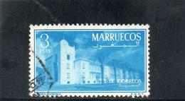 MAROC 1956 O - Spanish Morocco