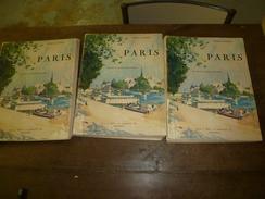 1928 PARIS En 3 Ouvrages D'une édition Numérotée (important Documentaire De Textes, Photos Et Gravures Signées) - Libri, Riviste, Fumetti