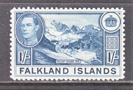 FALKLAND  ISLANDS  91   *   MOUNT  SUGAR  TOP - Falkland Islands