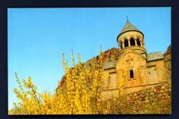 ARMENIA  -  Church Of Astvatsatsin  Noravank Monastery  Unused Postcard - Armenia
