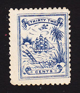 Liberia, Scott #31, Mint Hinged, From Arms Of Liberia, Issued 1885 - Liberia
