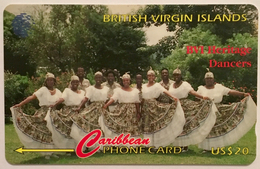 BVI Heritage Dancers
