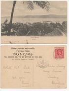 SUVA HARBOR - FIJI Cartolina/postcard #87 - Figi