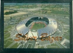 TORINO-STADI-INCONTRO AMICHEVOLE DI CALCIO ITALIA GERMANIA--ANNULLO SPECIALE 25/3/1992- MARCOFILIA-STADIO DELLE  ALPI - Calcio