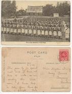 FIJI - SOLDIERS OF THE KING Cartolina/postcard #90 - Figi