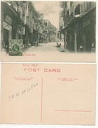 HONG KONG BUSINESS STREET Cartolina/postcard #28 - Cartoline