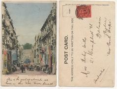 HONGKONG - QUEEN'S ROAD WEST Cartolina/postcard #55 - Altri