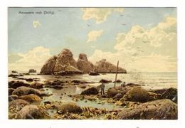 ANGLETERRE  /  MENAWORE  ROCK  (  SCILLY  Isles  ) /  Tableau De Karl Paul Themistokles Von ECKENBRECHER - Scilly Isles