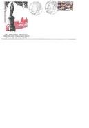ENVELOPPE-  PASTEUR- 39 DOLE - 48° CONGRES PHILATELIQUE 12/13/05/1990 - Marcophilie (Lettres)