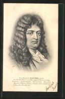 AK Jean-Baptiste Racine, Portrait Des Dichters - Writers