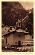 PRALOGNAN -73- CHAPELLE DE ND DES NEIGES - Pralognan-la-Vanoise