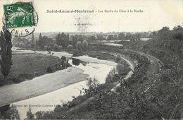 St Saint-Amand-Montrond - Les Bords Du Cher à La Roche - Edition Nouvelles Galeries - Saint-Amand-Montrond