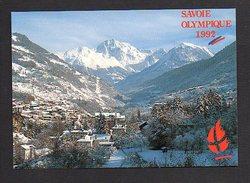 73  Brides Les Bains / Savoie Olympique 1992 - Otros Municipios