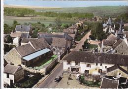 CPSM   En Avion Au Dessus De....ORLY SUR MORIN 77   Vue Panoramique.L'église - France