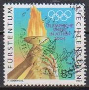Lichtenstein 2004 MiNr.1347 Olympische Sommerspiele Athen ( 215 )