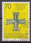 Lichtenstein 2001 MiNr.1266 100 Jahre Historischer Verein Für Das Fürstentum ( 227 )