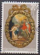 Lichtenstein 2001 MiNr.1275 Weihnachten Mariä Verkündigung ( 624 )