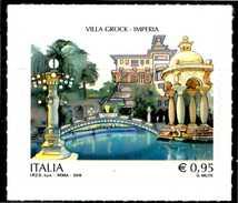 ITALIA / ITALY 2016** - Villa Grock - Imperia - 1 Val. Autoadesivo Come Da Scansione - 2011-...: Mint/hinged