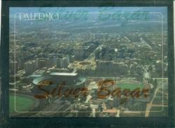 PALERMO-STADI- STADIO LA FAVORITA-MARCOFILIA-SUPERCOPPA EUROPEA 96-JUVENTUS PARIS S.GERMAIN-ANNULLO 5/2/1997 - Calcio