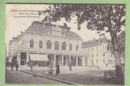 LONS LE SAUNIER : Salle Des Fêtes Et La Petite Chevalerie. 2  Scans. Edition ? - Lons Le Saunier