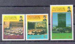 BRUNEI  Timbres Neufs ** De 1995   ( Ref 4345 ) Nations Unies - Brunei (1984-...)