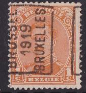 Brussel 1919 Nr. 2430A - Roller Precancels 1910-19