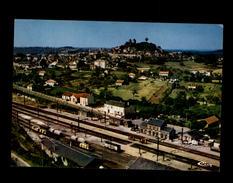 46 - GOURDON - Gare - Gourdon