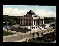 37 - TOURS - Bibliothèque Municipale - Architecture - Tours
