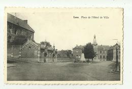 Lens   *  Place De L' Hotel De Ville  (Expo Universelle Bruxelles 1958) - Lens