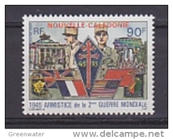 Nouvelle-Caledonie 1995 Armestice De La 2me Guerre Mondiale 1v ** Mnh (34119C) - Nieuw-Caledonië