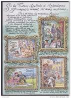 TAAF 2003 Collection Jeunesse M/s ** Mnh (34119G) - Blokken & Velletjes