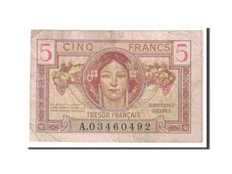 France, 5 Francs, 1947, Undated, KM:M6a, TB+, Fayette:VF 29.1 - Tesoro