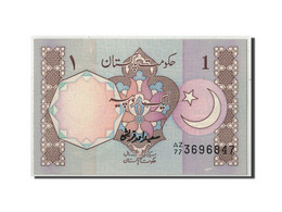 Pakistan, 1 Rupee, Undated (1983- ), KM:27f, NEUF - Pakistan