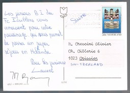 Nederland, 1892, Carte Postale - Periode 1980-... (Beatrix)