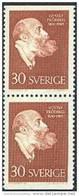 ZWEDEN 1960 30õre G.Frõding Paar PF-MNH