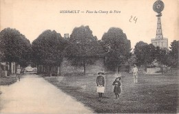 41 HERBAULT PLACE DU CHAMP DE FOIRE - Herbault