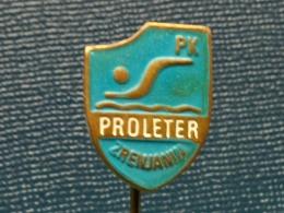 Z76 - Swimming, Natation CLUB PROLETER ZRENJANIN, SERBIA - Natation