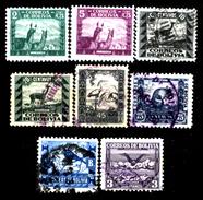 Bolivia-0085 - 1939 - - Bolivie