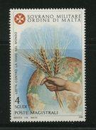 FAO - SMOM - SOVRANO MILITARE ORDINE MALTA - Tegen De Honger
