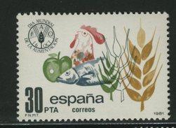 FAO -   ESPANA - Tegen De Honger